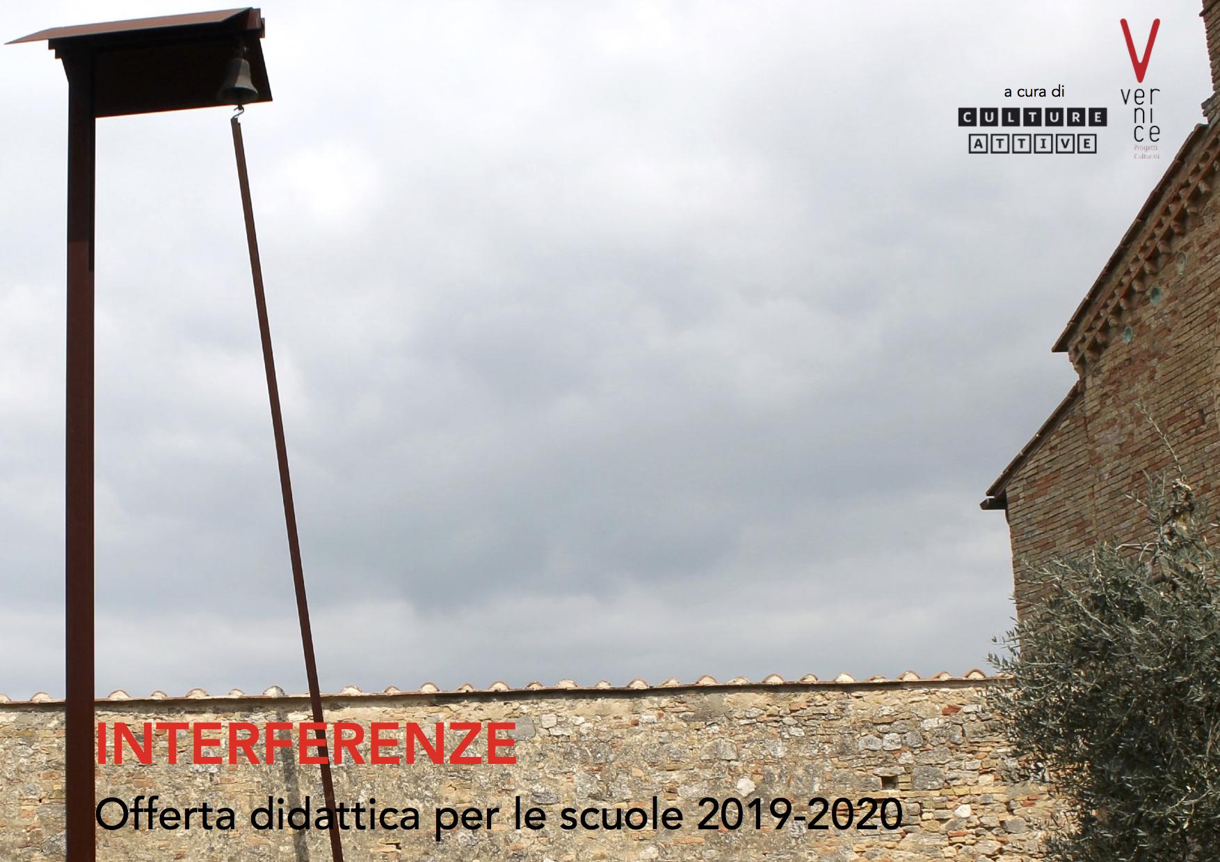 DIDATTICA INTERFERENZE PRIMARIE SG 2019-2020